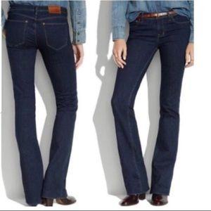 Madewell Boot Legger Bootcut Jeans